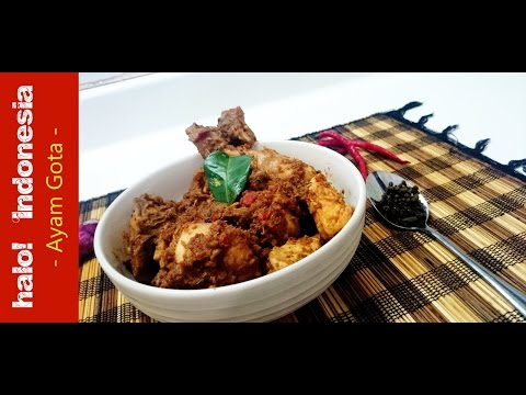Resep Ayam Gota | Manuk Na Digotai - h! Indonesia from YouTube · Duration:  4 minutes 17 seconds