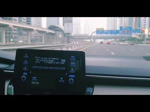 Downtown Dubai Toyota Corolla 2020 Aj Kal Vey Song