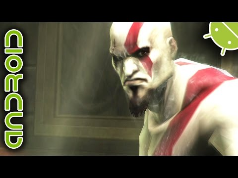 God of War: Ghost of Sparta | NVIDIA SHIELD Android TV (2015) | PPSSPP Emulator [1080p] | Sony PSP