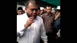 Testimoni Patrialis Akbar terhadap Rodja, dll | soke132
