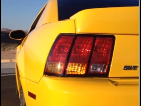 1999 2001 Cobra Tail Light Install Part 1 Youtube