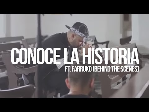 Manny Montes - Conoce La Historia ft. Farruko [Behind The Scenes]