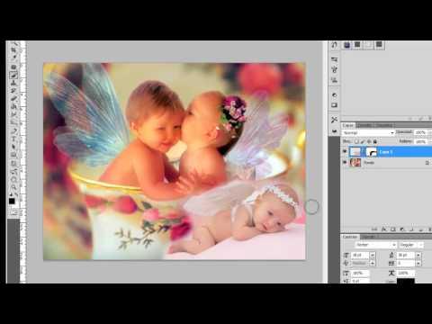 Fusionar imagenes Photoshop by Yanko0