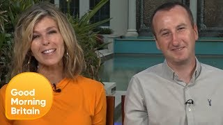 Kate Garraway and Andy Whyment Reflect on Their Jungle Journey | Good Morning Britain