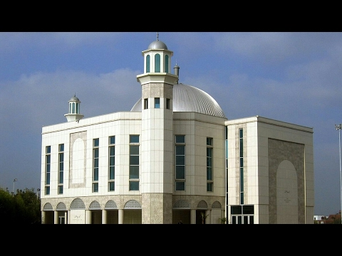 UK England's latest 5 beautiful/gorgeous mosques that MUST WATCH.London Central mosque or masjid.