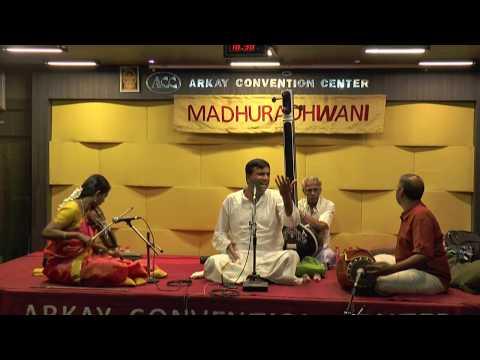 Madhuradhwani-G Ravikiran Vocal