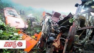 Lái xe đâm xuống vực đã tỉnh và lên tiếng!| VTC