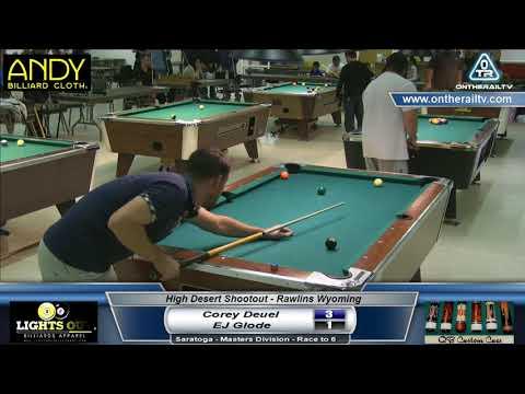 Corey Deuel vs EJ Glode - Saratoga - 2017 HDS - Part 2/2