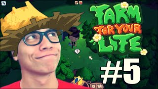 Vida de Fazendeiro - Farm for your Life #5