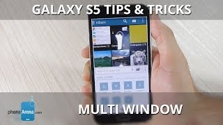Galaxy S5 Tips & Tricks: Multi Window