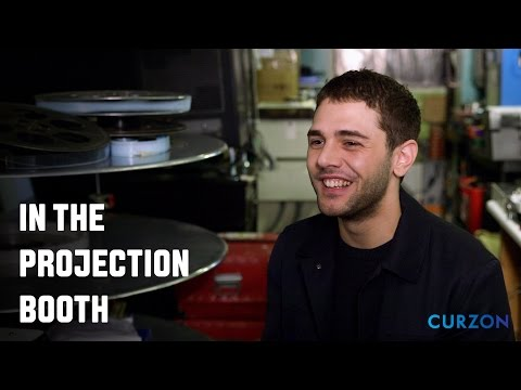In the Projection Booth - Xavier Dolan, director of It's Only the End of the World
