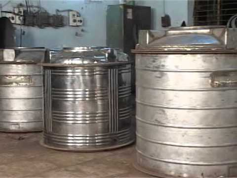 Plastic Water Tank Moulds Manufacture Moulds For Water
