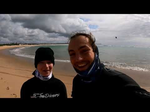 Vlog 4: Diving with Gozo Azul in Ponta Do Ouro