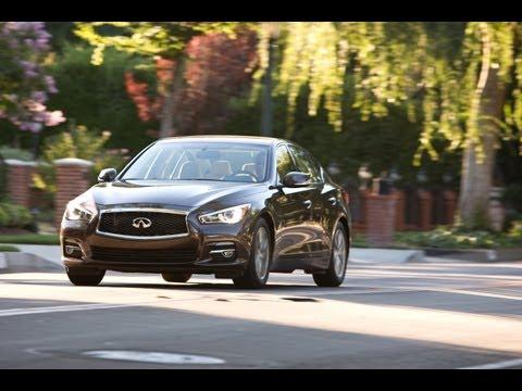 Infiniti Q50 Full Test, BMW i3 Pricing & Lightning Round! | Edmunds