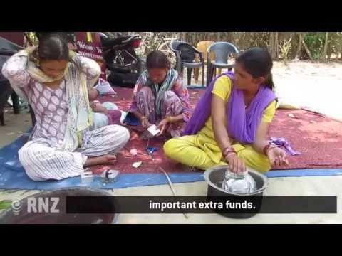 RNZ Insight: Women's alternative employment in India