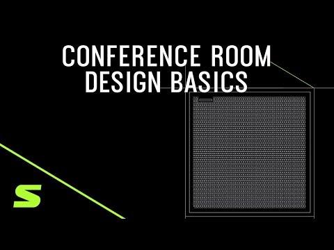 Shure Webinar: Conference Room Design Basics