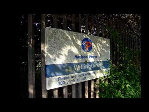 Urbex: Willington Power Station