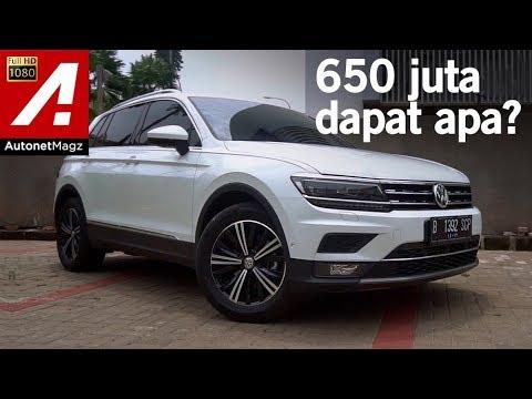 VW Tiguan 2018 Review & Test Drive by AutonetMagz