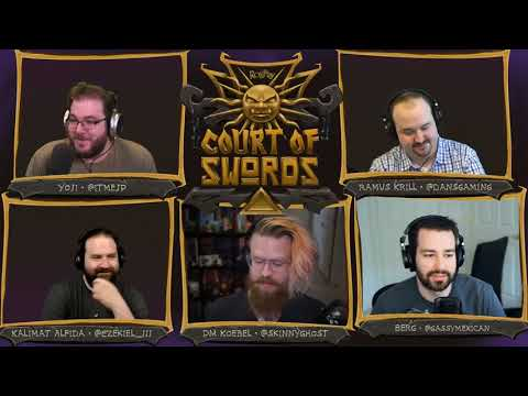 RollPlay - Court of Swords - S4 - Week 75, Part 1 - Stealth