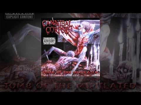 """Cannibal Corpse """"Hammer Smashed Face"""""""