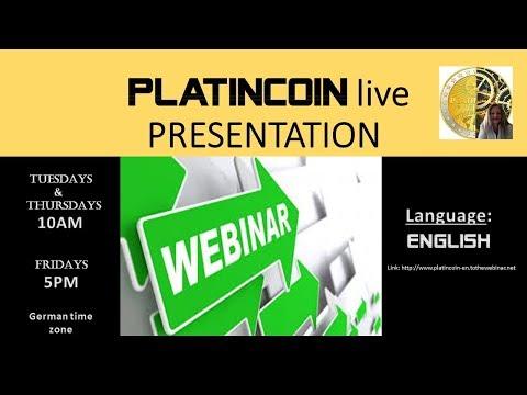 What's Platincoin? - PLC business presentation ENGLISH