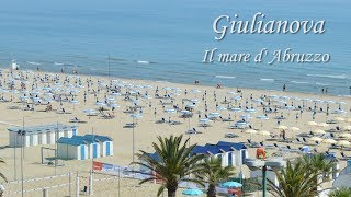 Giulianova: il mare d'Abruzzo