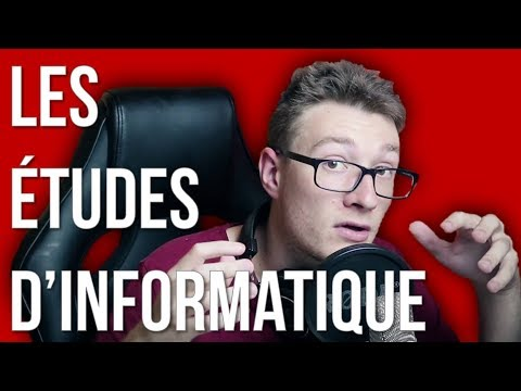 TOP 10 DES CLICHÉS SUR LES ÉTUDES D'INFORMATIQUE