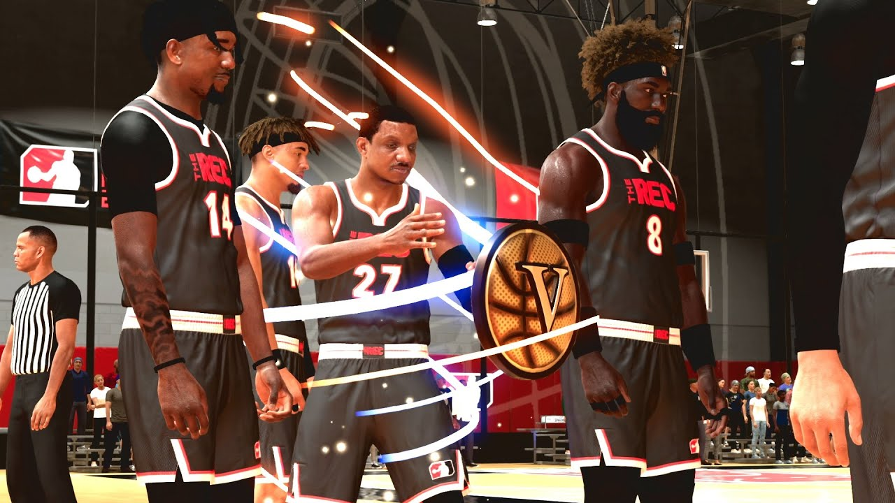 NBA 2K21 My Career PS5 EP 19 - Rec Rep Boost Patch!