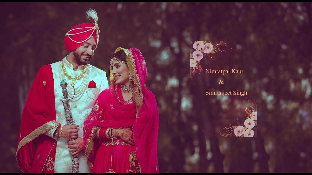Best Punjabi Wedding Highlight || Nimratpal Weds Simranjeet || 2020 ||