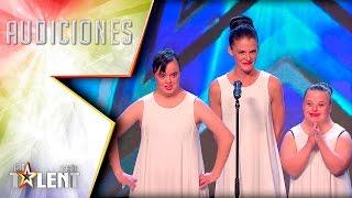 ¿Quién dijo que existían los límites? | Audiciones 1 | Got Talent España 2017