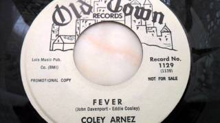 Coley arnez - Fever