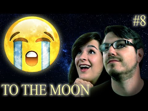 I CRY... A LOT (TO THE MOON #8)