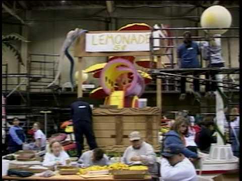 Travel- Come Travel With Me: Pasadena's Tournament of Roses Parade