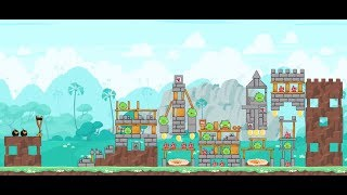 Angry Birds Friends Level 51 Walkthrough