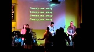 Sweep Me Away - Charlie Hall cover 7-8-12