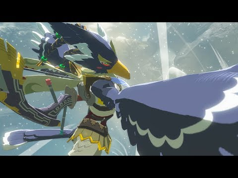 ZELDA BREATH OF THE WILD 2ª DLC #5 – CANÇÃO REVALI