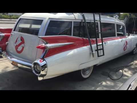 Ecto-1 spotted in Santa Monica