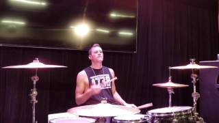 Landon Hall - Fetty Wap - Trap Queen drum cover