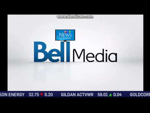 CTV News Channel / Bell Media ID from 6/5/2014