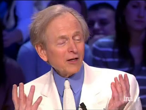 Interview Tom Wolfe - Archive INA