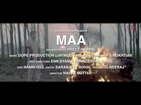 Maa (Video Song Teaser) Preet Harpal | Waqt | Releasing 15 April