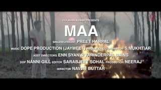 Maa (Video Song Teaser) Preet Harpal   Waqt   Releasing 15 April