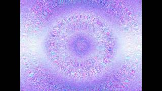 this frequencies session is combined with the colour indigo blue an...