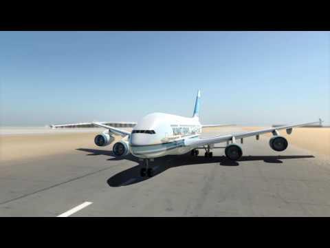 Kuwait International Airport Passenger Terminal