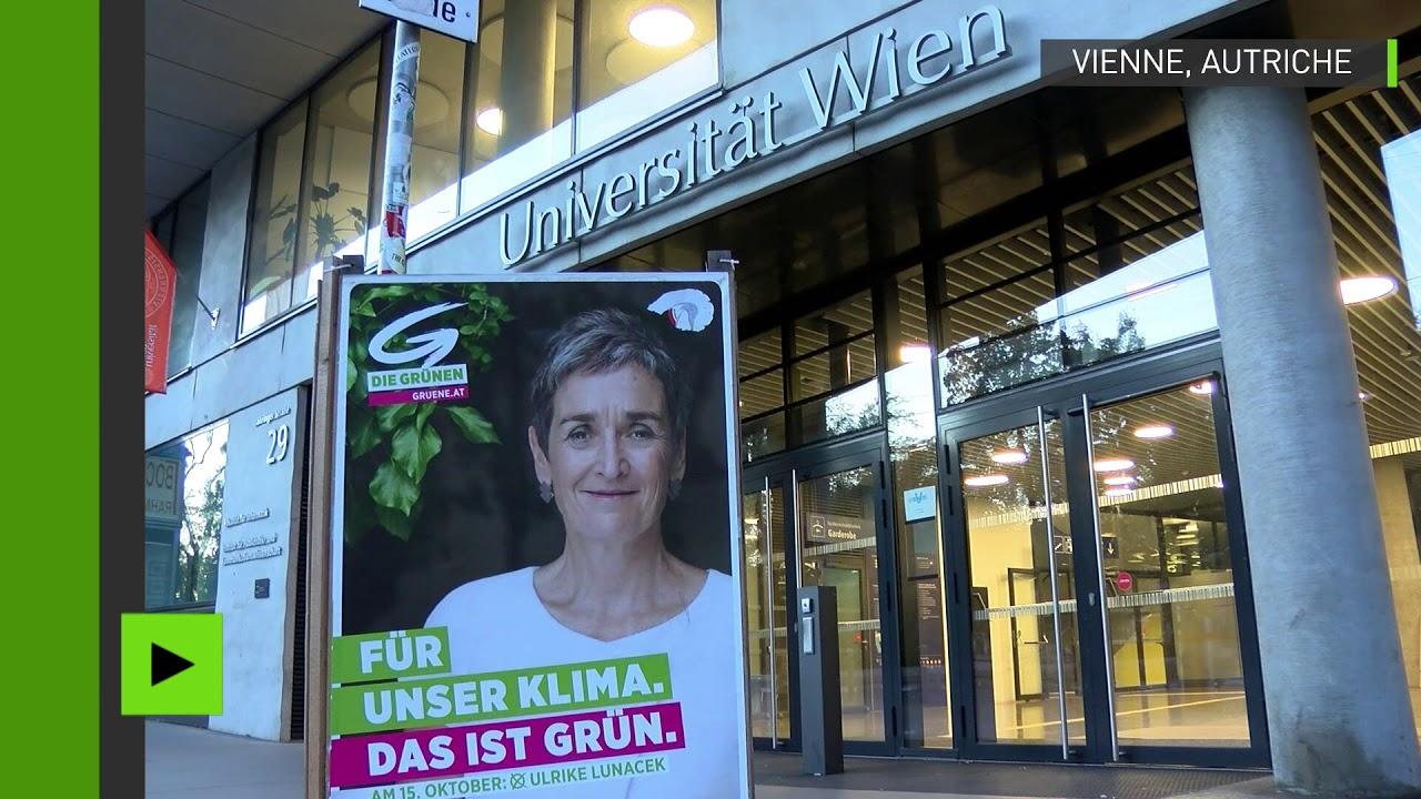 Autriche ouverture des bureaux de vote pour les législatives