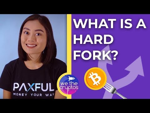 What Is A Hard Fork? Bitcoin Hard Fork Explanation 🍴🍴