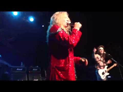 """Commentary / Band Intro"" in HD - Steel Panther 11/30/11 Philadelphia, PA"