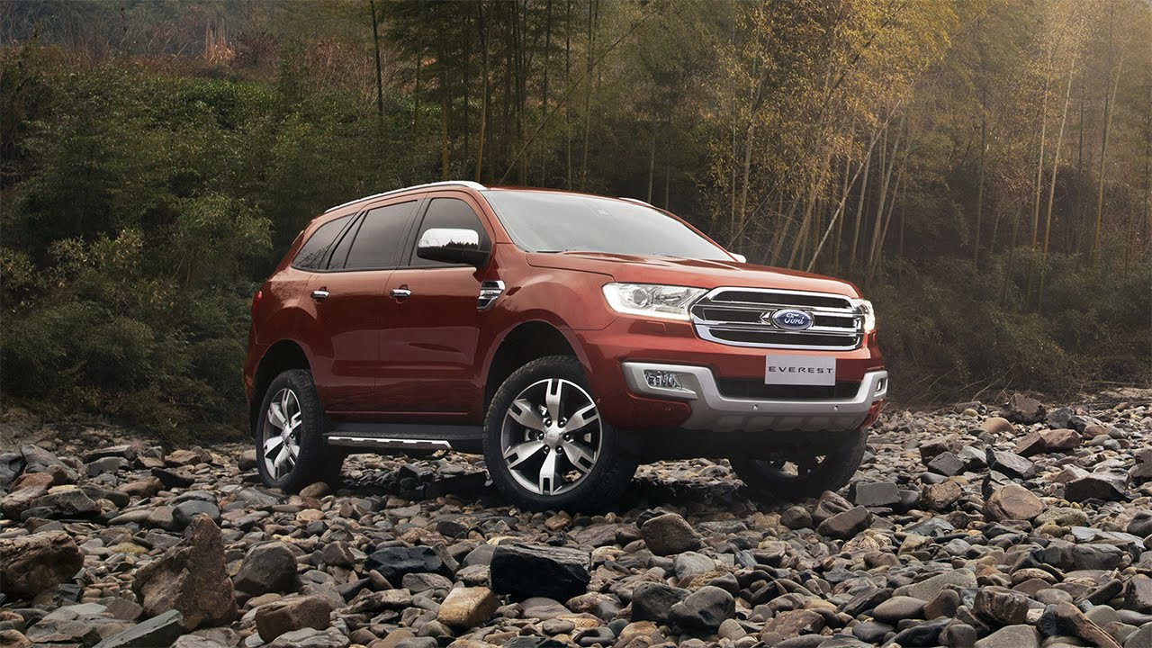 2016 Ford Endeavour :: WalkAround video review ...
