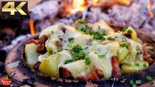 BEST RACLETTE EVER!  - Cheese Pron in 4K