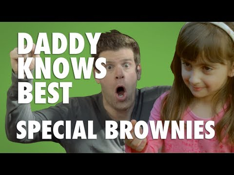 Daddy Knows Best - Special Brownies